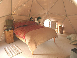 Durrell Wildlife Park Glamping