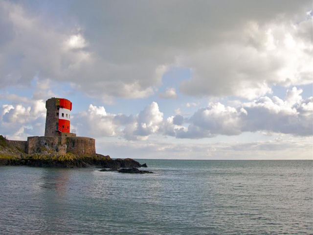 Archirondel Tower, Jersey