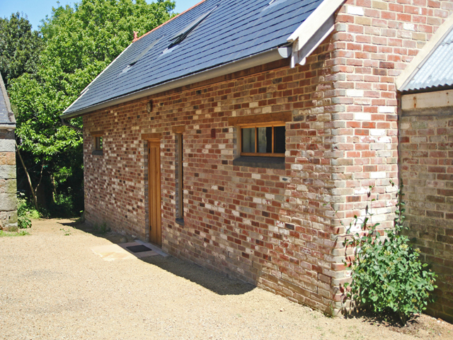External view of cottage