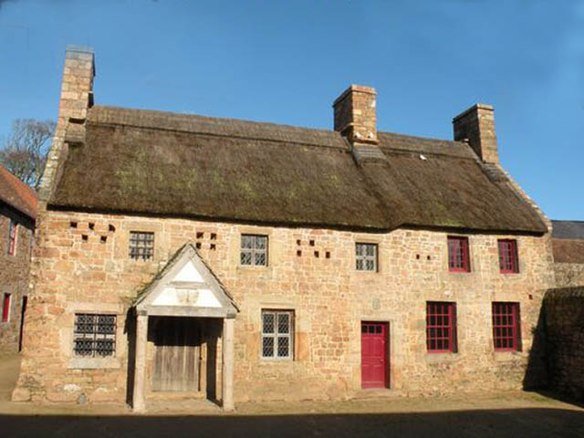 Hamptonne Country Museum is open to the public