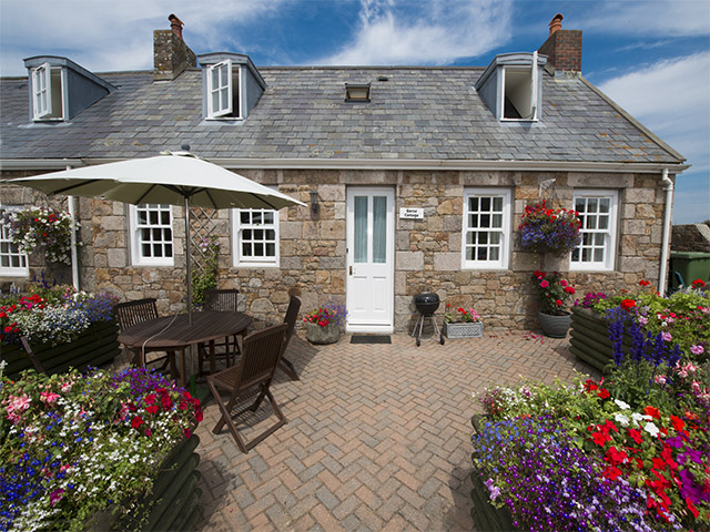 Bakehouse Cottage | Jersey Self Catering accommodation | Freedom ...