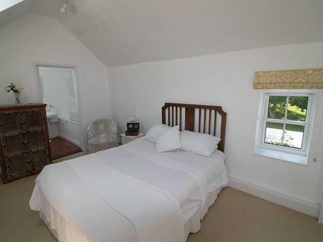 Spacious master bedroom with en-suite.  Available as a double or a twin