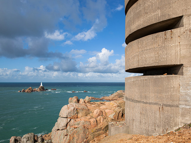 External image of the Radio Tower, Freedom Holidays, Jersey self catering