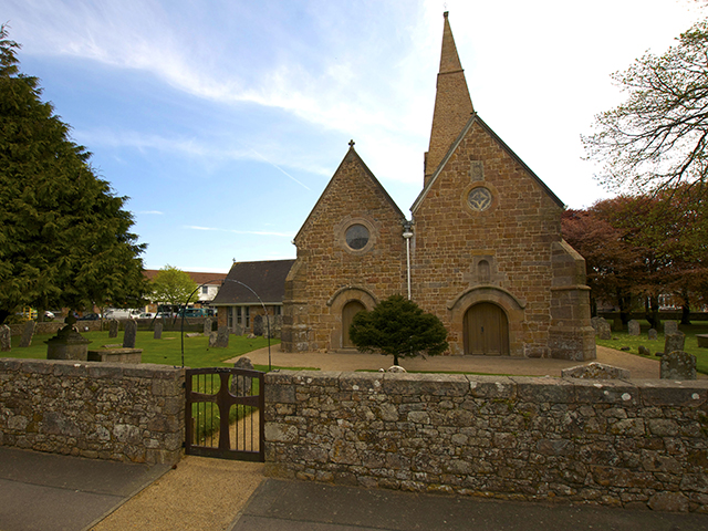 View of St John's Church
